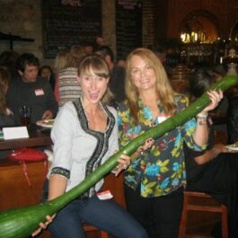 Longest Zuccini Contest Winner